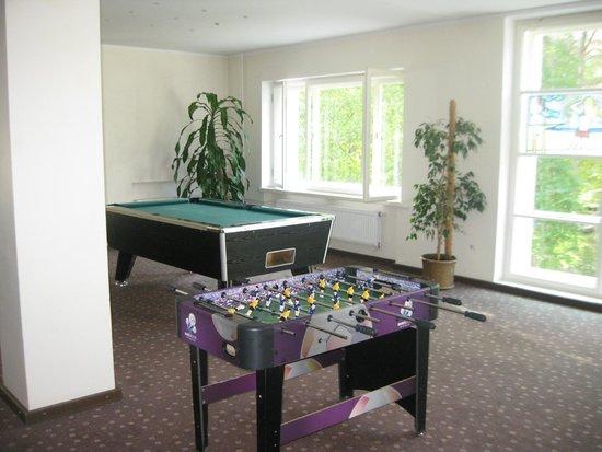 Narva-Joesuu Health and Spa Hotel : комната отдыха