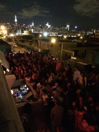 Dancing On The Roof Picture Of Output Brooklyn