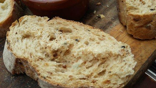 La Tasca Liverpool: Mouldy Bread Selection