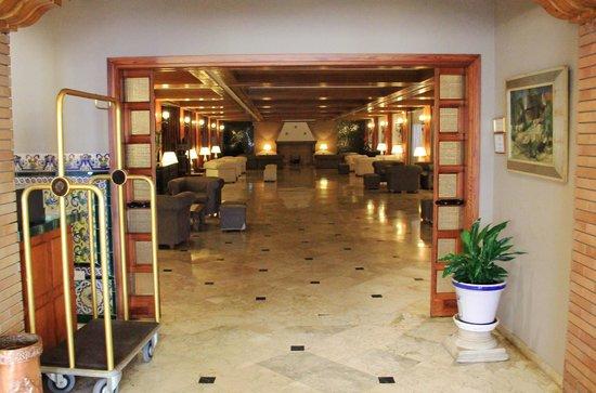 Hotel Fernando III: Le lobby