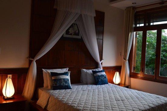 Orchid Garden Resort : Bedroom