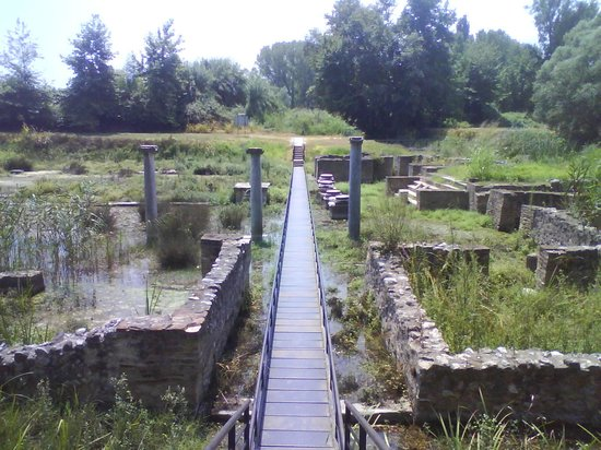 Dion Archaeological Park