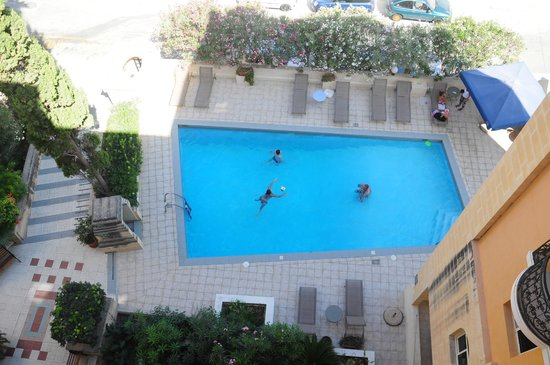 Il Palazzin Hotel: Pool