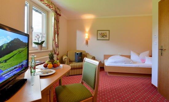 Hotel Waldfriede : Einzelzimmer