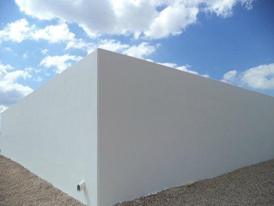 Musée d'Israël : Outside