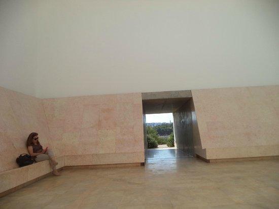 Musée d'Israël : Inside