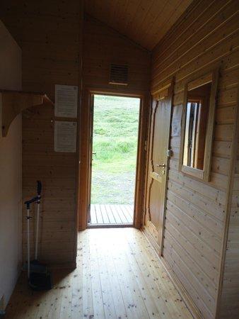 Kirkeporten Camping: Main entrance