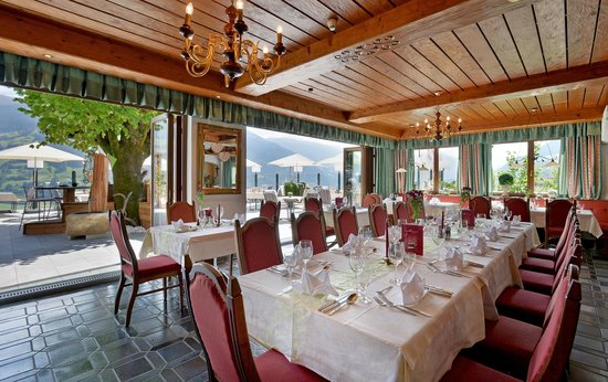 Hotel Waldfriede: Restaurant