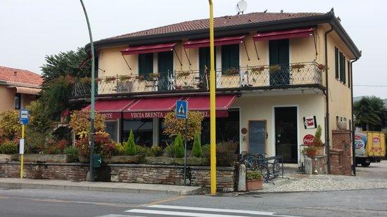 Ristorante Vecia Brenta: Restaurant von aussen