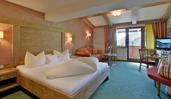 "Hotel Waldfriede: Suite ""St. Pankraz"""
