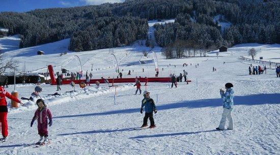 Gästehaus Anfang: Skikurs - Skischule