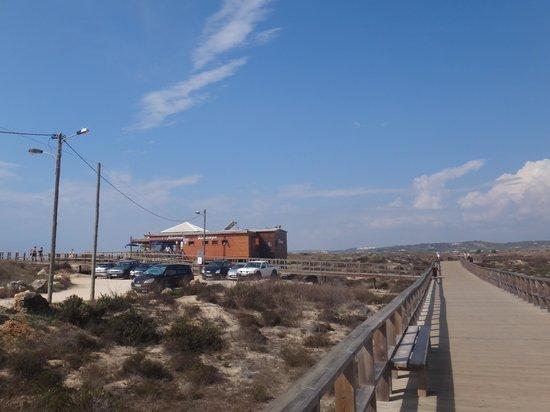 Alvor Boardwalk: Boardwalk