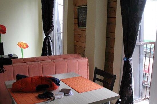 Agape Apartments: Апартаменты