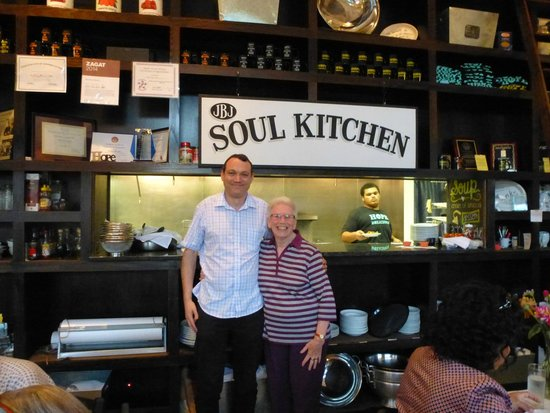 JBJ's Soul Kitchen : Soul Kitchen