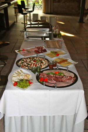 Von Köppen Restaurant Gut Ringelsbruch : F-B