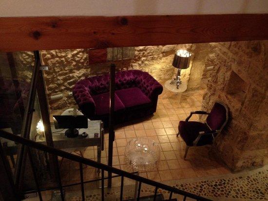 Hotel Ca'n Pere : Recepcion