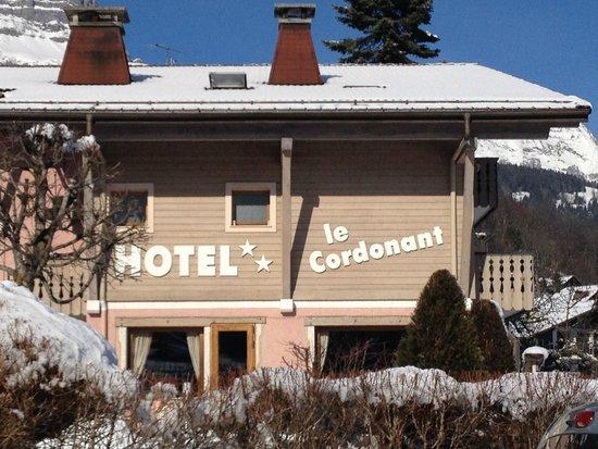 Hotel le Cordonant : hotel
