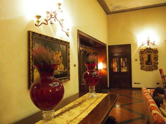 B4 Astoria Firenze : внутри отеля