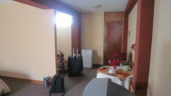 Qelqatani Hotel: junior suite