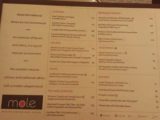 Ac Restaurant Week Menus