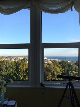 Woodside Bed & Breakfast: View from Room One