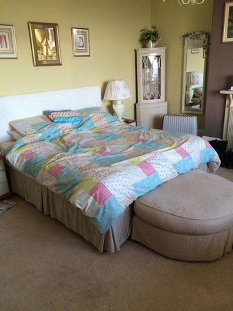 Woodside Bed & Breakfast: Room One