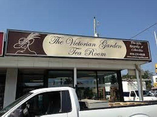 Victorian Tea Room Toronto