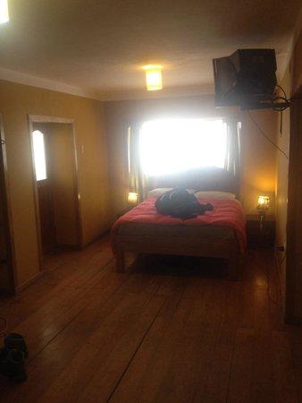 Hostal El Labrador: Room on ground floor