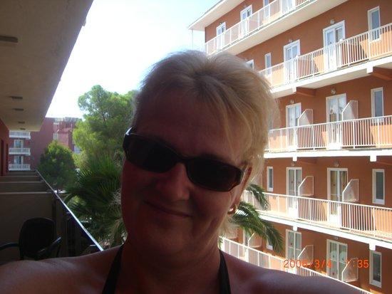 Hotel Riu Playa Park: Mallorca 2014