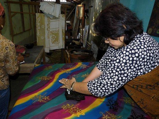 Batik Mahkota