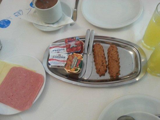 Hotel Thalia Palekastro: colazione spettacolo ....?????
