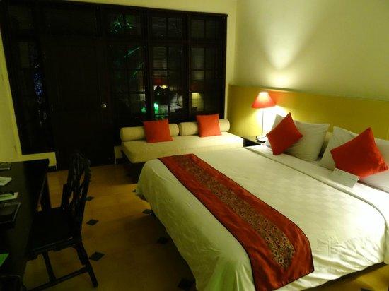 Segara Village Hotel: Hotelroom