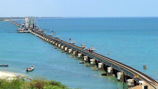 Annai Indira Gandhi Road Bridge