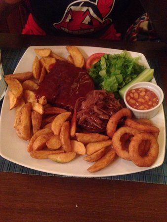 The Steak House: Johnny Wayne!