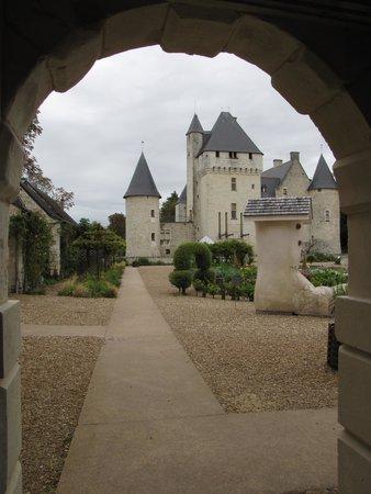 Château du Rivau : ca nous botte vraiement