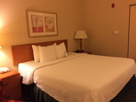 Fairfield Inn & Suites Cordele: Satisfactorily clean