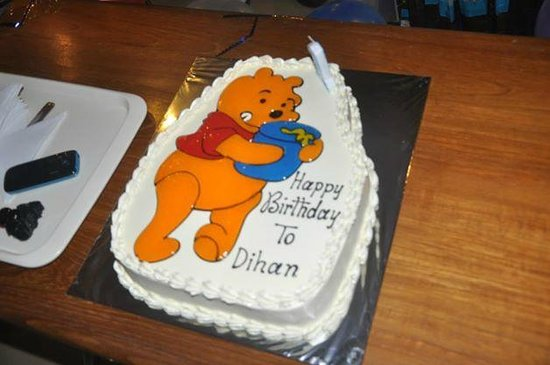 Tremendous Cake Frm Coopers Picture Of Coopers Bakery Bangladesh Dhaka Funny Birthday Cards Online Benoljebrpdamsfinfo