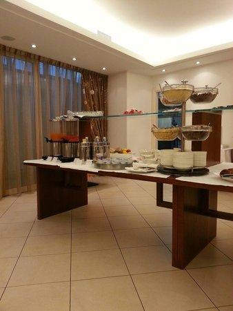 Hotel Europa: colazione