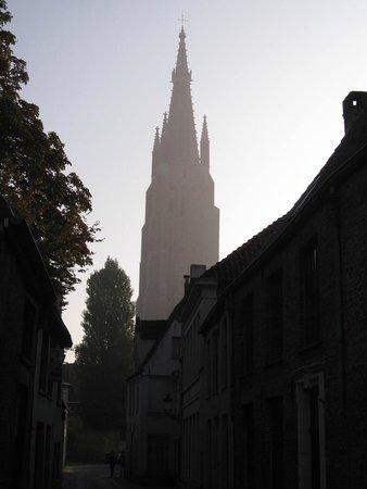 Floris Karos Hotel : Brugges early morning