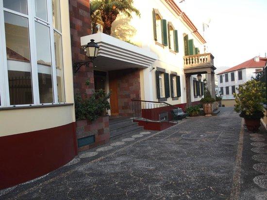 Hotel Quinta Bela Sao Tiago: Entrance