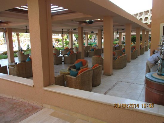 Mövenpick Resort Hurghada: Captains bar