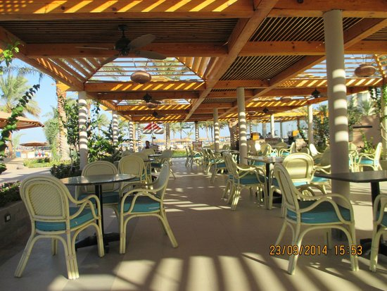 Mövenpick Resort Hurghada: Pool bar La Terace