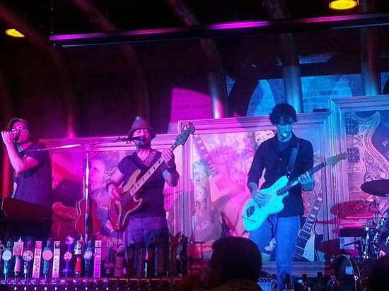 Copper Blues Rock Pub And Kitchen Awesome Band