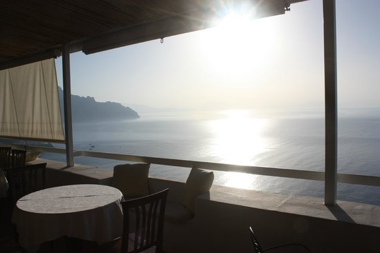 Hotel Villa Felice Relais: Терраса