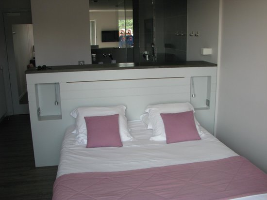 Hotel Lann-Roz : notre chambre