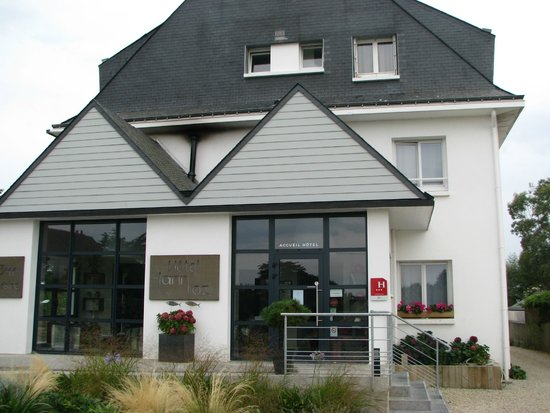 Hotel Lann-Roz : l'hôtel