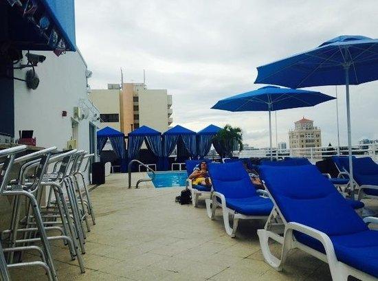 Suites at Congress Ocean Drive: Rooftop