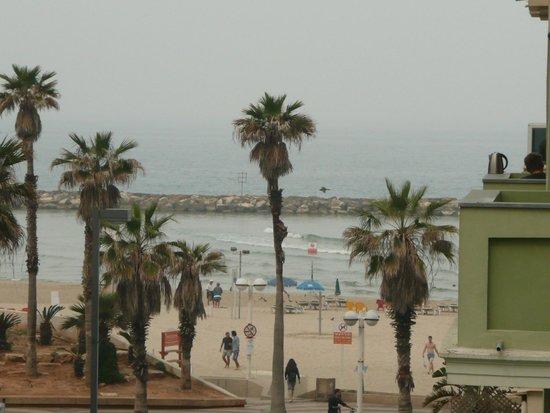 Tel Aviv Seashore Suites: море в 5-х минутах от отеля