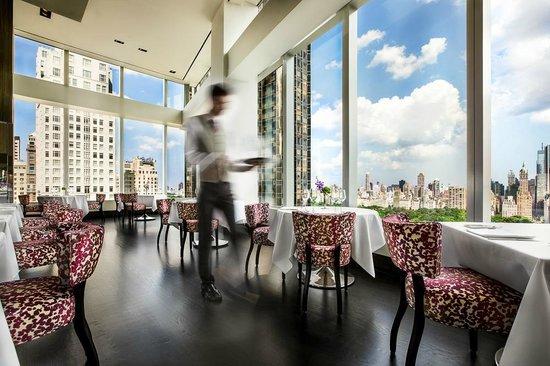 Photo of Asian Restaurant Asiate at Mandarin Oriental, New York at 80 Columbus Cir, New York, NY 10023, United States