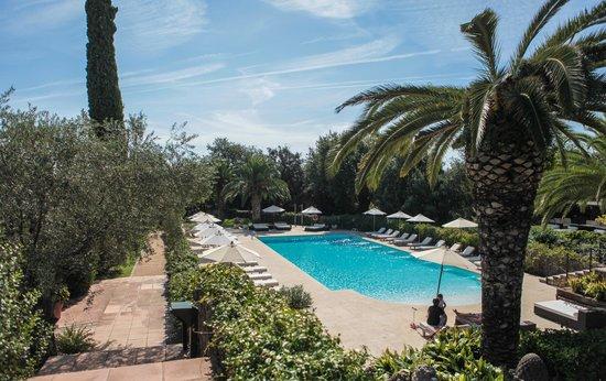 Mas de Torrent Hotel & Spa : Pool.